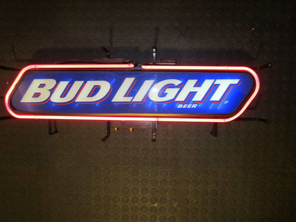 Wholesale Bar Bud Light Neon Sign - DHgatecom