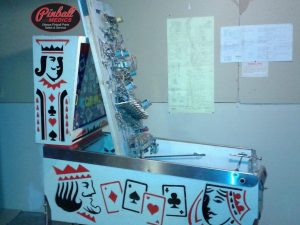 Pinball Repair Services