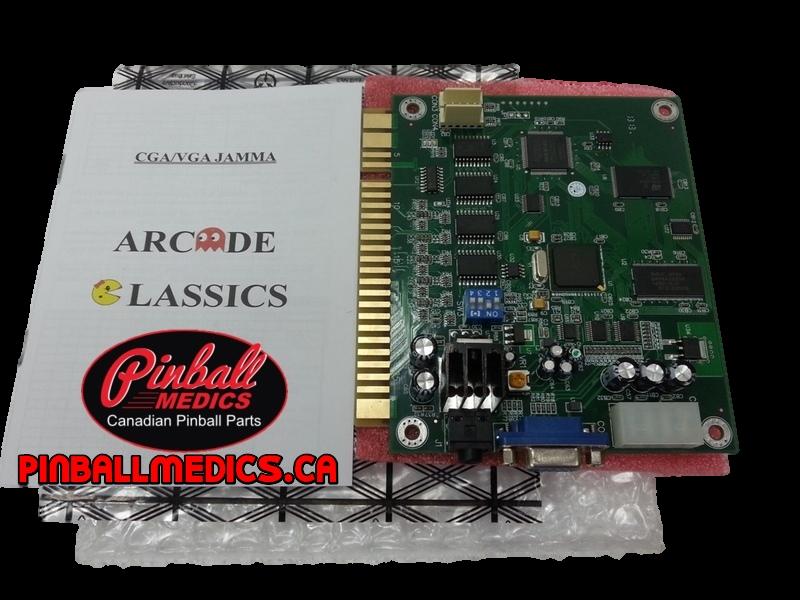 60-in-1 iCade Classic Arcade Multigame JAMMA PCB