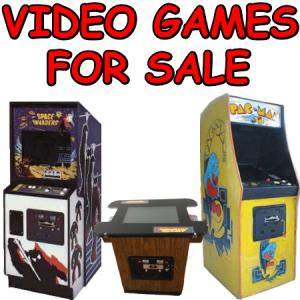 Video & Arcade Games