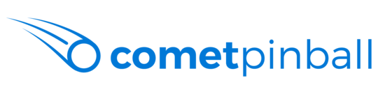 Comet Pinball Logo