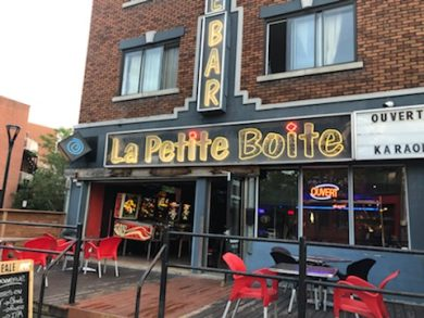 La Petite Boite Bar